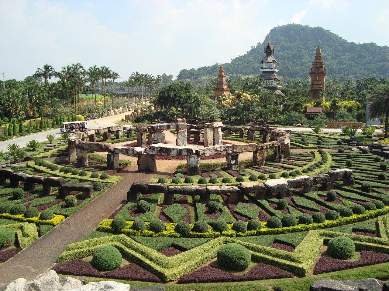 Парк Нонг НУЧ (Nong Nooch)  | Тайланд | Турагентство «Мультипасс» | 8 (499) 653-6300