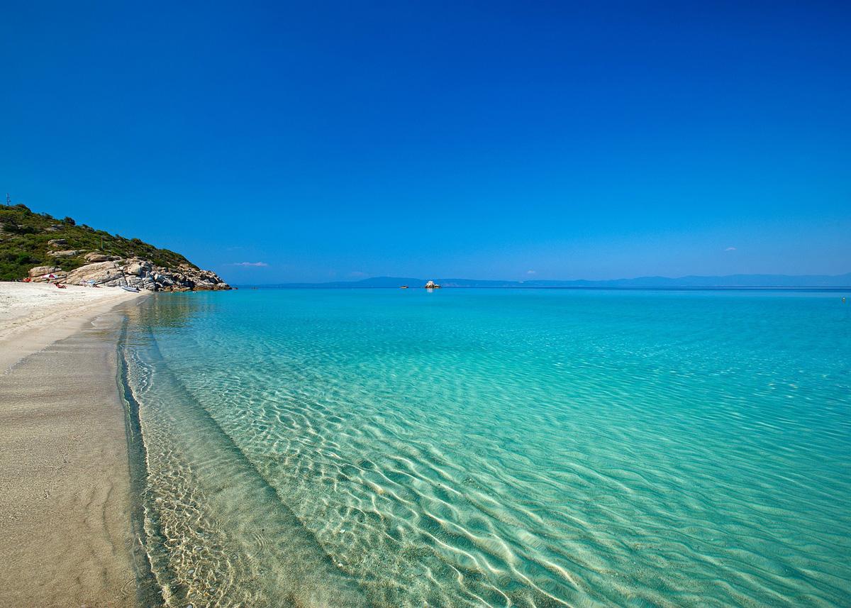 Пляжи в Халкидиках | Греция | Турагентство «Мультипасс» | 8 (499) 653-6300