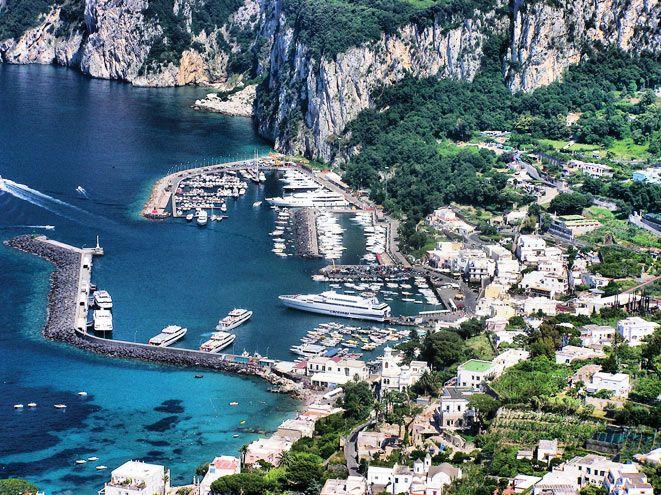 Туры на остров Капри