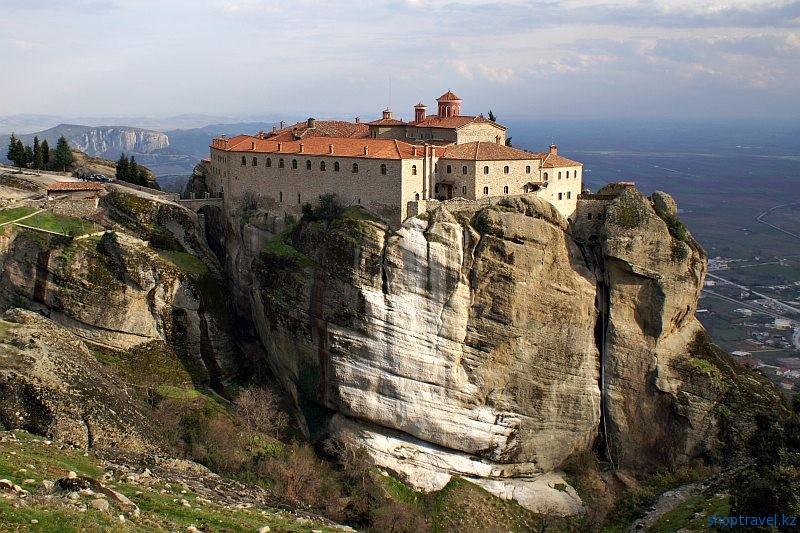 Монастырь Метеоры | Греция | Турагентство «Мультипасс» | 8 (499) 653-6300