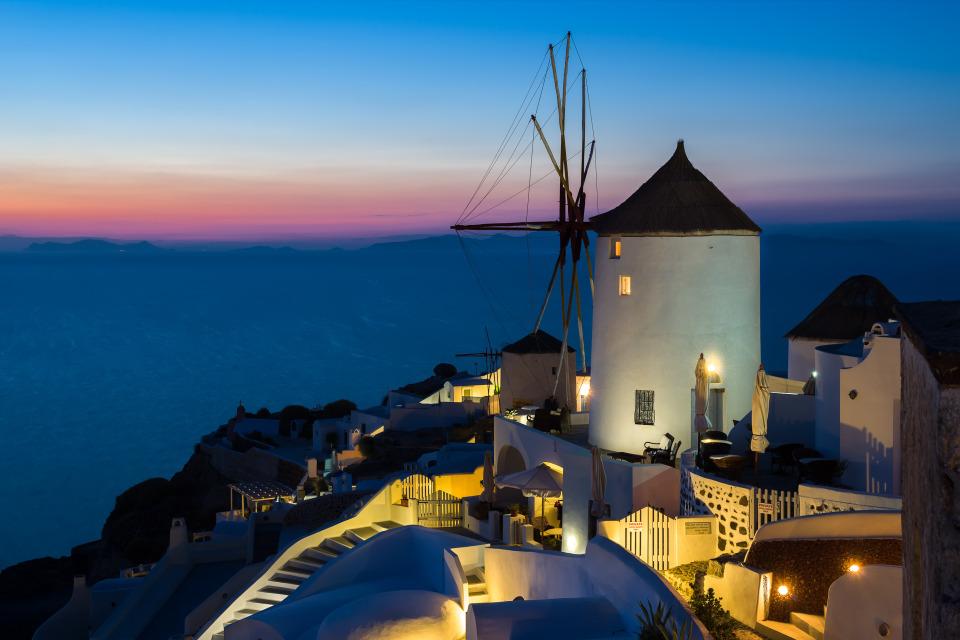 о. Санторини | Греция | Турагентство «Мультипасс» | 8 (499) 653-6300