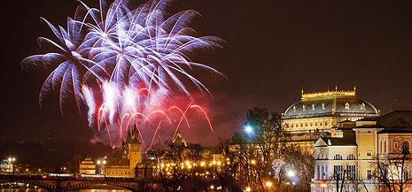 Туры на новый год в Прагу