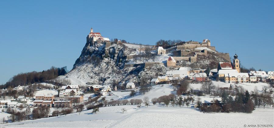 Австрийские замки