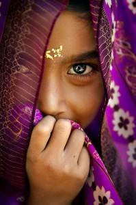 индия-девочка