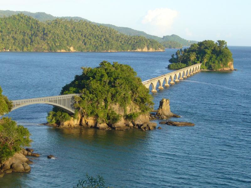Остров самана фото 4
