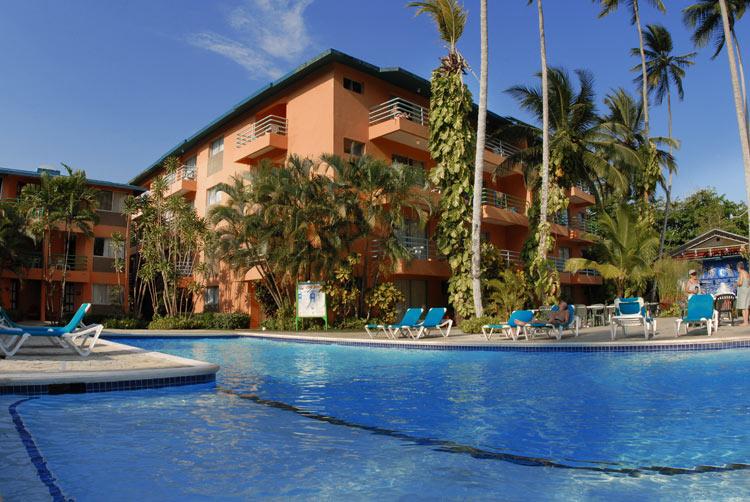 отель Don Juan Beach Resort