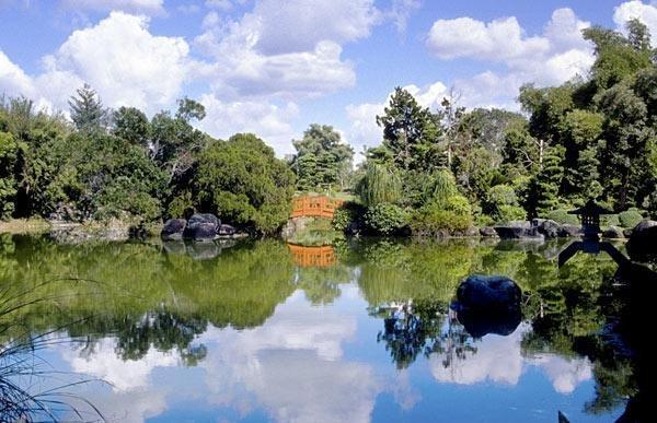 Ботанический сад Санто-Доминго