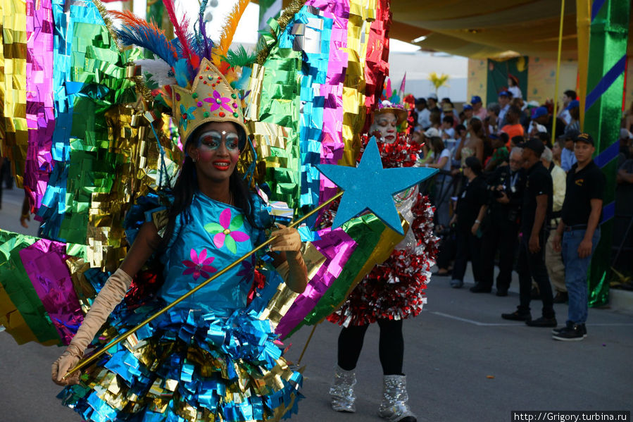 Карнавал на Пунто Кана
