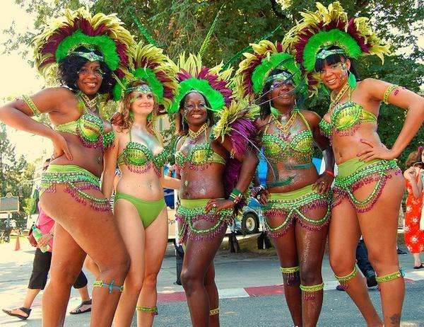 Карнавал на Пунто-Кана