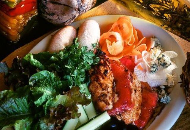 Замечательные блюда на Бока-Чика