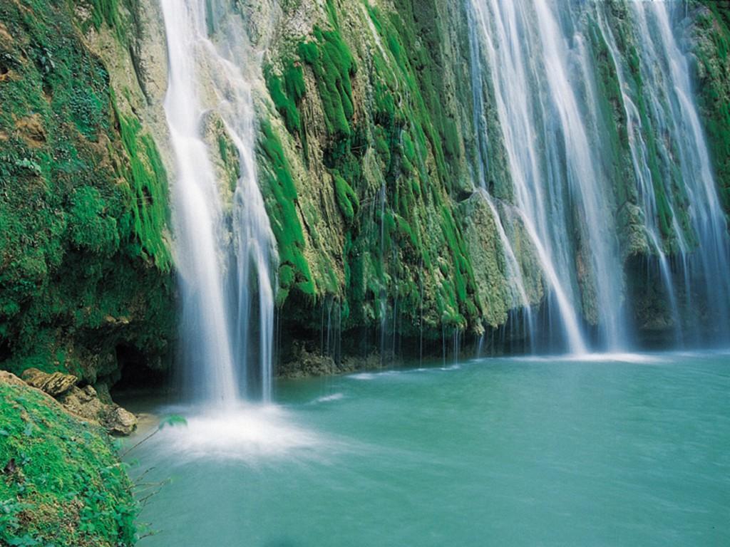 водопад Сальто-эль-Лимон