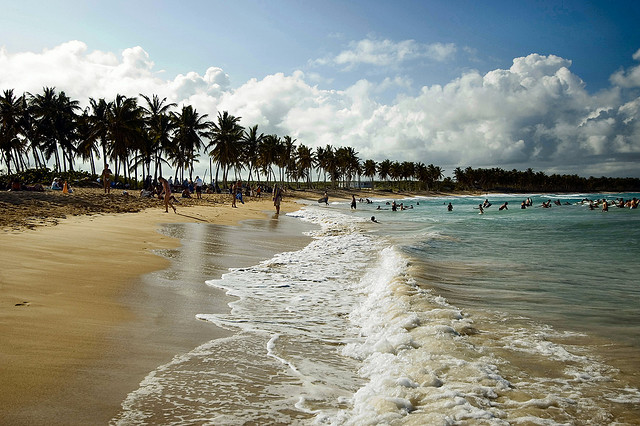 Пляжи Пунта-Каны