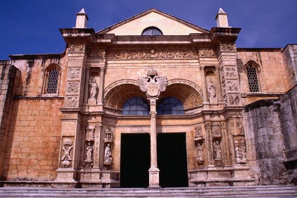 Храм Санта-Мария-ла-Менор