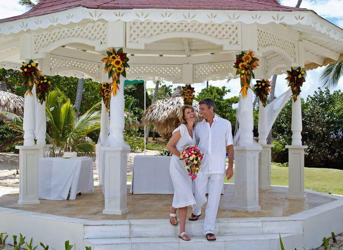 Свадьба на острове Кайо Левантадо