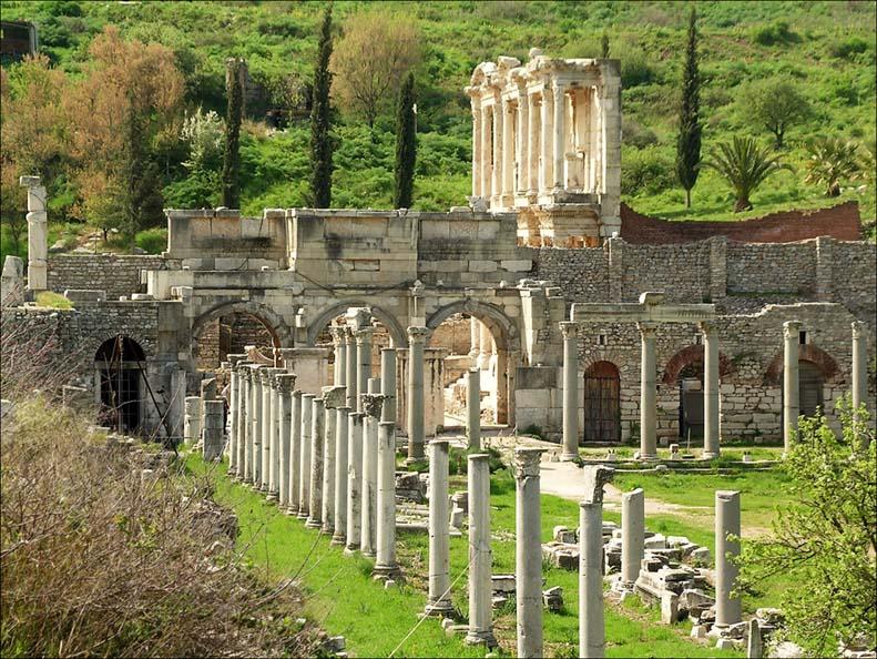 Эфес | Турагентство Мультипасс | 8 (499) 653-6300