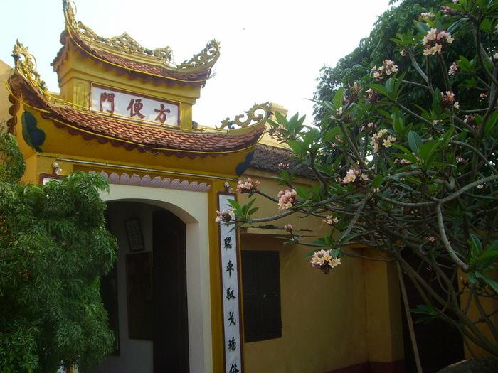 Туры во Вьетнам | Ханой. Пагода Тран Куок | Турагентство Мультипасс | 8 (499) 653-6300