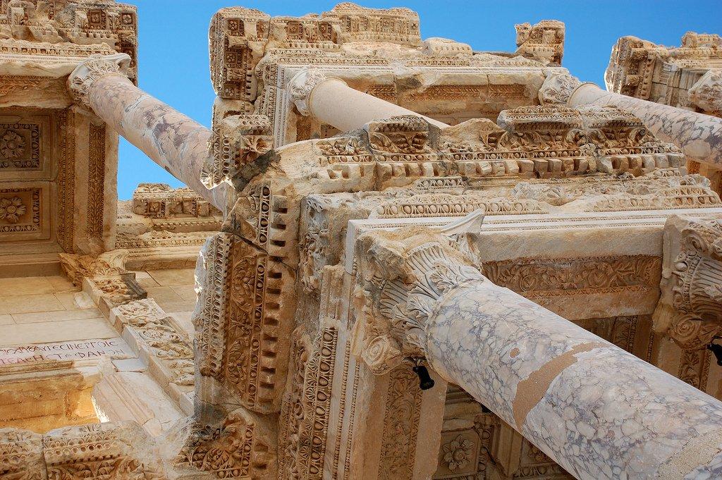 Эфес   Библиотека Целсия   Турагентство Мультипасс   8 (499) 653-6300