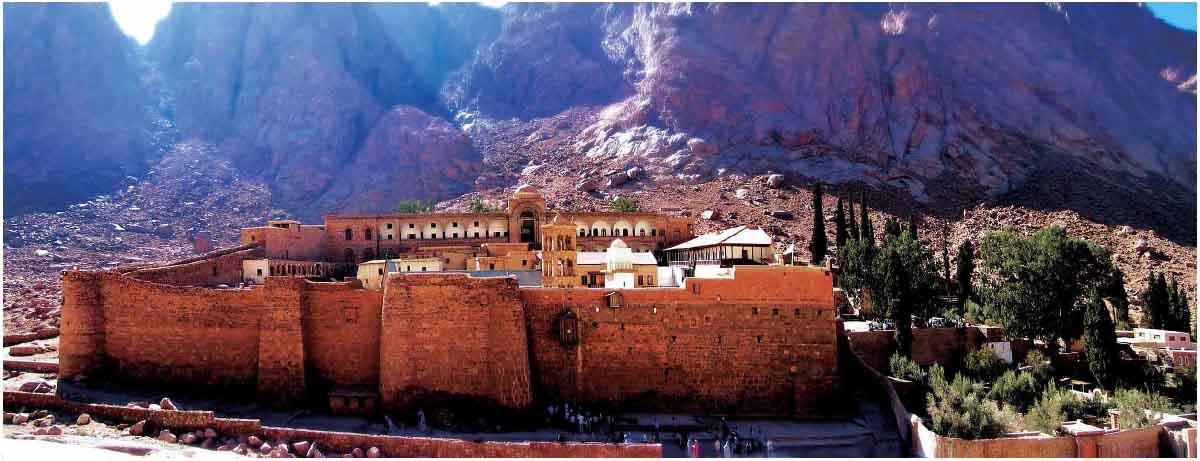 Монастырь Святой Екатерины | Шарм эль Шейх | Турагентство «Мультипасс» | 8 (499) 653-6300