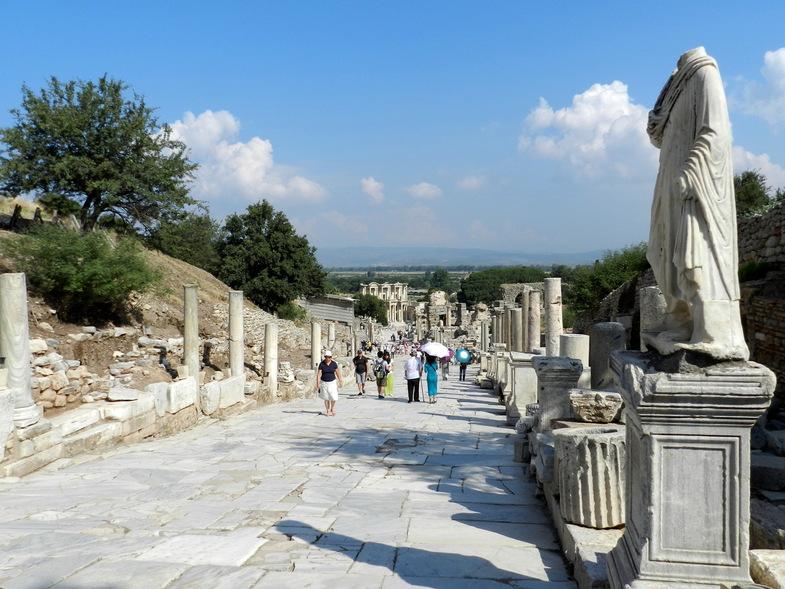 Эфес   мраморный туалет   Турагентство Мультипасс   8 (499) 653-6300