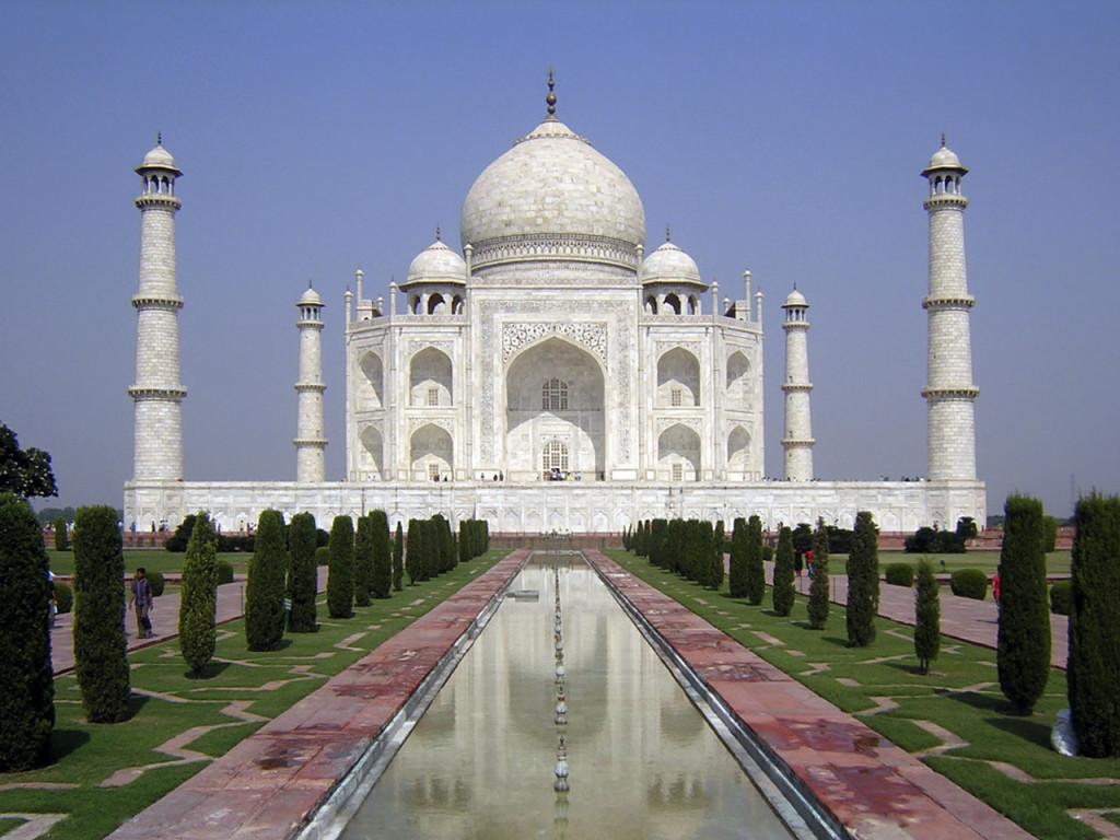 Туры в Индию | Тадж Махал | Турагентство Мультипасс | 8 (499) 653-6300
