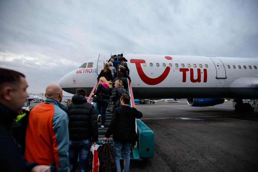 Туи возобновляет продажу туров в Египет