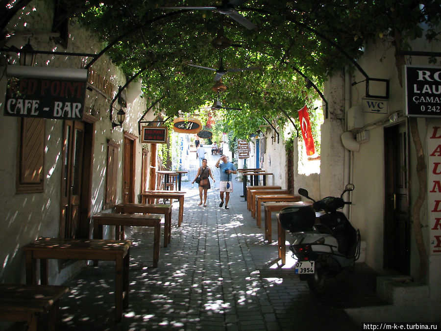 Туры в Турцию | город Каш | Турагентство Мультипасс | 8 (499) 653-6300