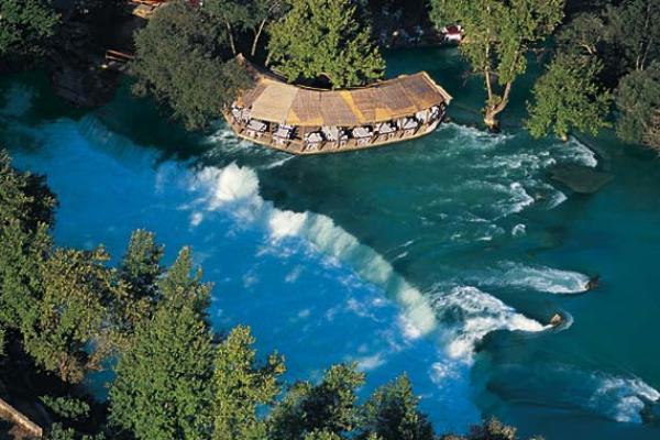 Туры в Турцию | Водопад Манавгат | Турагентство Мультипасс | 8 (499) 653-6300