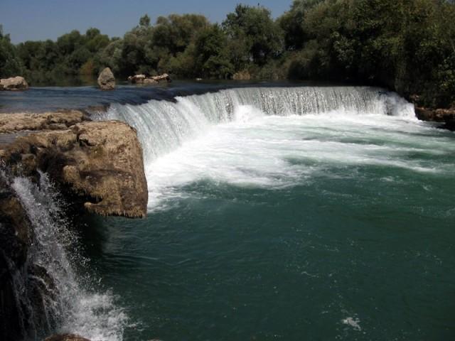 Туры в Турцию   Водопад Манавгат   Турагентство Мультипасс   8 (499) 653-6300