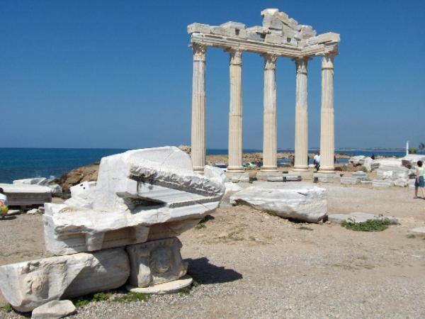 Туры в Сиде | Амфитеатр | Турагентство Мультипасс | 8 (499) 653-6300