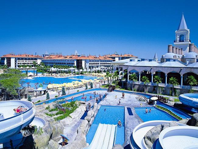 Туры в Анталию | Отель Porto Azzurro 5* | Турагентство Мультипасс | 8 (499) 653-6300