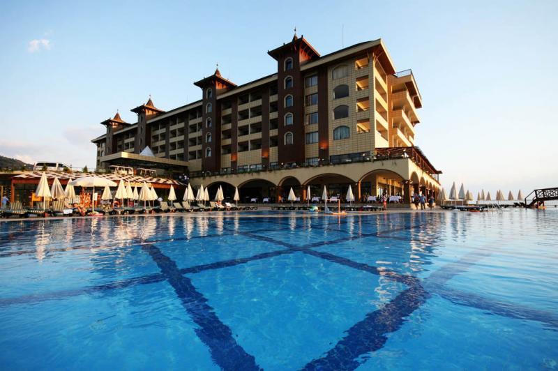 Туры в Аланию | Отель Utopia World 5* | Турагентство Мультипасс | 8 (499) 653-6300