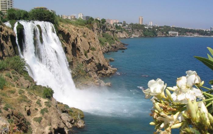 Туры в Анталию | Водопад в Анталии | Турагентство Мультипасс | 8 (499) 653-6300