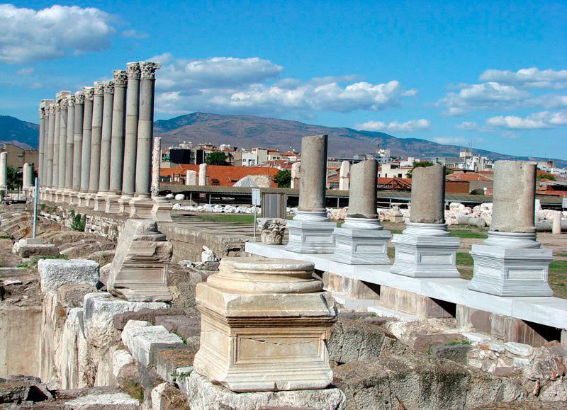 Туры в Измир | Агора | Турагентство Мультипасс | 8 (499) 653-6300