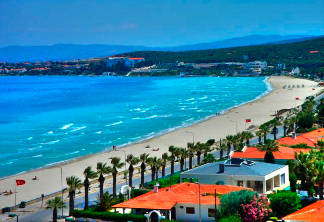 Туры в Измир |Чемше | Турагентство Мультипасс | 8 (499) 653-6300