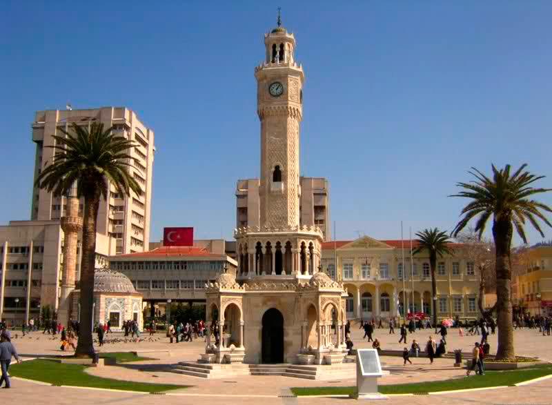 Туры в Измир | Башня с Часами | Турагентство Мультипасс | 8 (499) 653-6300