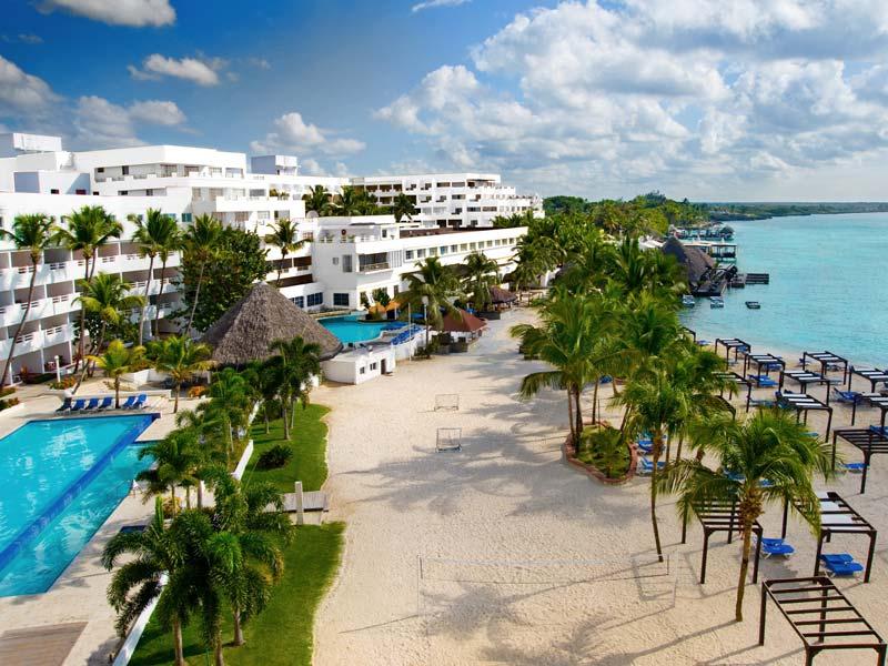 Отель Be Live Hamaca Beach 4* | Бока Чика | Мультипасс 8 (499) 653-6300