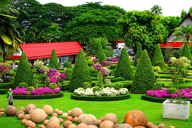 Паттайя | Парк орхидей | Туристическое агентство Мультипасс | (499) 653-6300
