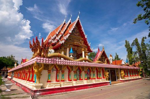 Храм Пхра Нан Санг | Остров Пхукет | Туристическое агентство Мультипасс | (499) 653-6300