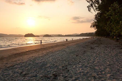 Пляж Ноппарт Тара | Провинция Краби | Туристическое агентство Мультипасс | (499) 653-6300