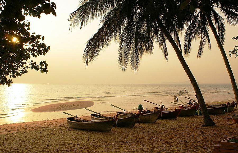 Пляжи Паттайи | Туристическое агентство Мультипасс | (499) 653-6300