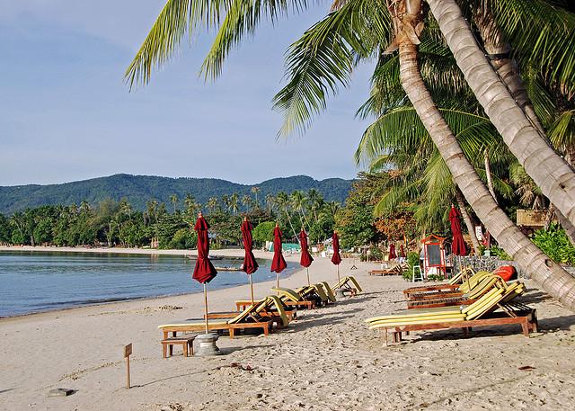 о. Самуи | Пляжи | Туристическое агентство Мультипасс | (499) 653-6300