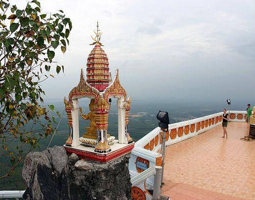 Храм Wat Tham Seua | Провинция Краби | Туристическое агентство Мультипасс | (499) 653-6300