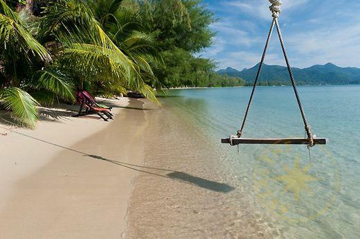 Пляж Chai Chet Beach   Остров Чанг   Туристическое агентство Мультипасс   (499) 653-6300