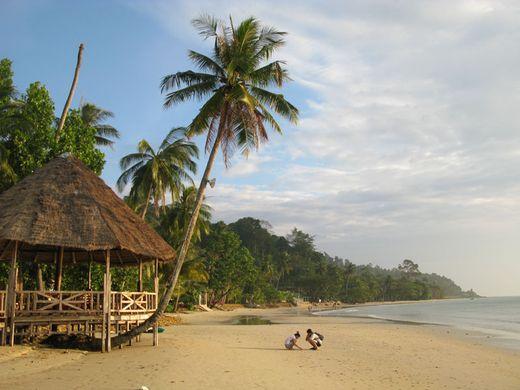 Пляж Klong Kloi Beach   Остров Чанг   Туристическое агентство Мультипасс   (499) 653-6300