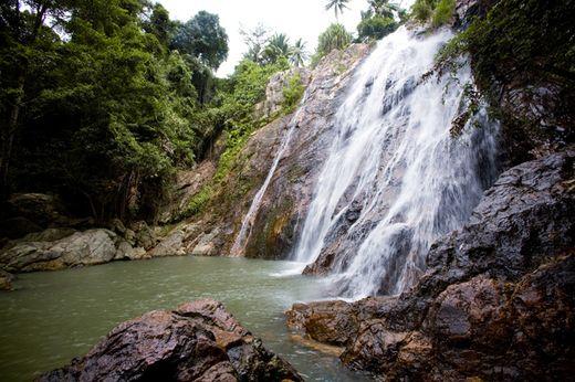 Водопад Клонг Пилиу   Остров Чанг   Туристическое агентство Мультипасс   (499) 653-6300