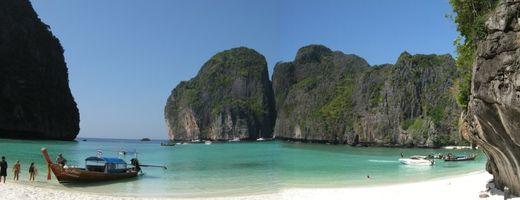 Пляж Майя Бей | Турагентство Мультипасс | 8 (499) 653-6300