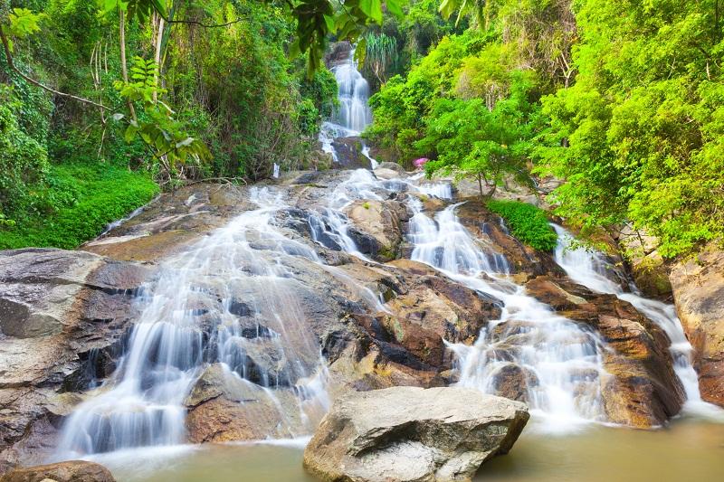 о. Самуи | Водопады На Муанг | Туристическое агентство Мультипасс | (499) 653-6300