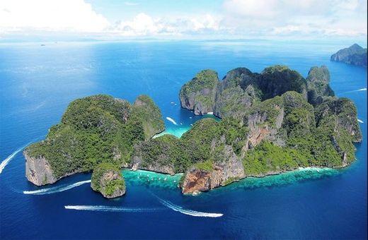 Остров Пхи Пхи Ле | Турагентство Мультипасс | 8 (499) 653-6300