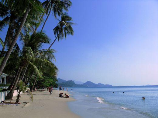 Пляж White Sand Beach   Остров Чанг   Туристическое агентство Мультипасс   (499) 653-6300
