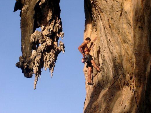 Скалолазание на Краби | Туристическое агентство Мультипасс | (499) 653-6300